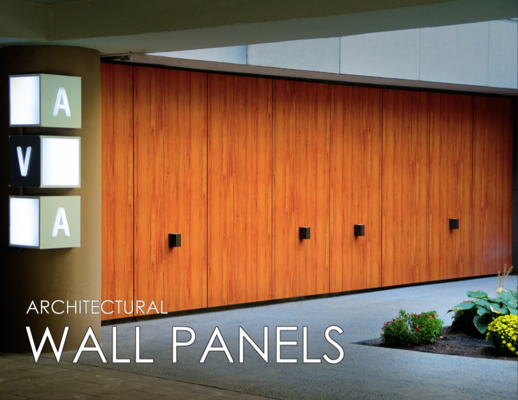 Architectural Wall Panels Picture